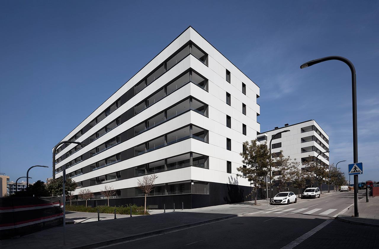 Zona residencial Mas Lluí, viviendas exclusivas y bien comunicadas