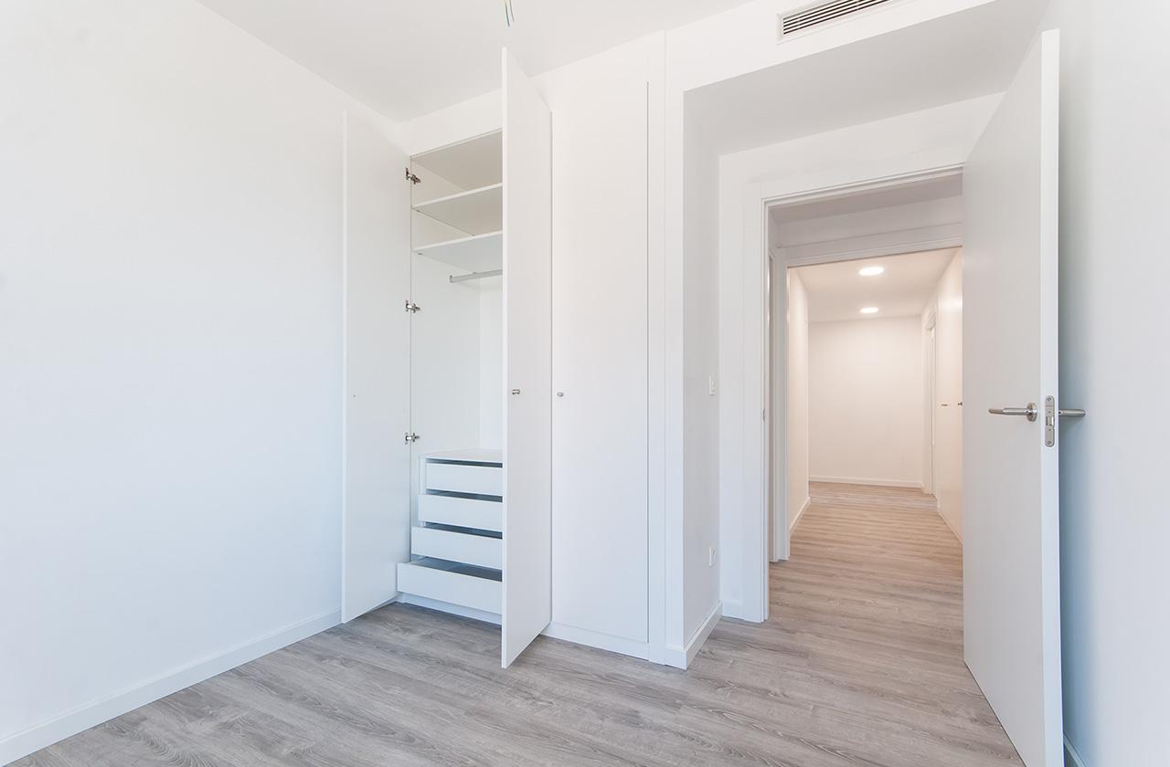 Viviendas de alquiler de 2, 3 y 4 habitaciones nuevas a estrenar
